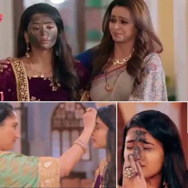 माताजी (Jayati Bhatia) ने सिमर (Radhika Muthukumar) के चेहरे पर पोत दी थी कालिख