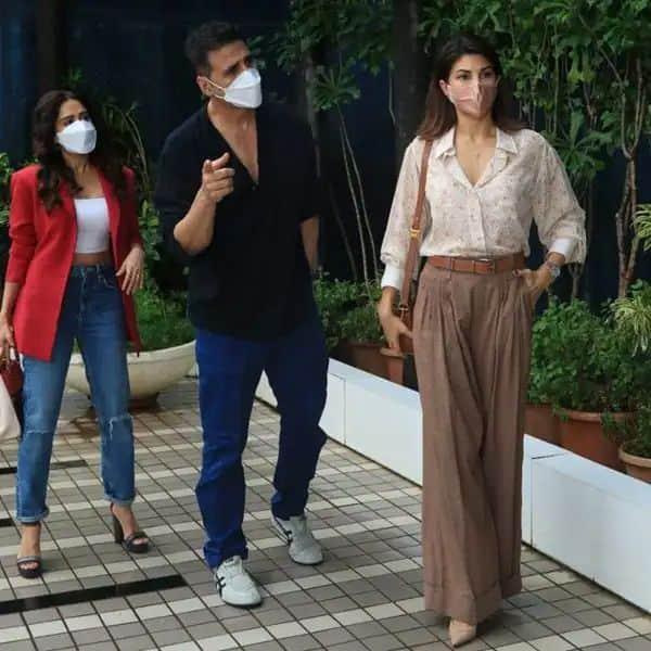 नुसरत भरुचा- अक्षय कुमार- जैकलीन फर्नांडिस (Nushrratt Bharuccha-Akshay Kumar-Jacqueline Fernandez)
