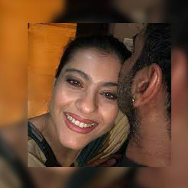 जब अजय देवगन ने किया था काजोल को किस