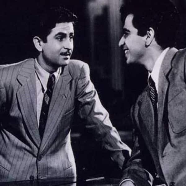 दिलीप कुमार और राज कपूर (Dilip Kumar and Raj Kapoor)