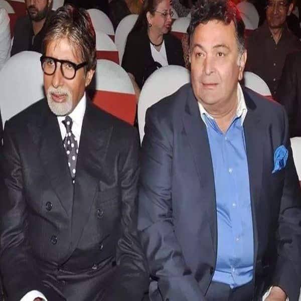 ऋषि कपूर और अमिताभ (Rishi Kapoor-Amitabh Bachchan)