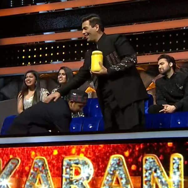 करण जौहर (Karan Johar) के लिए देसी घी