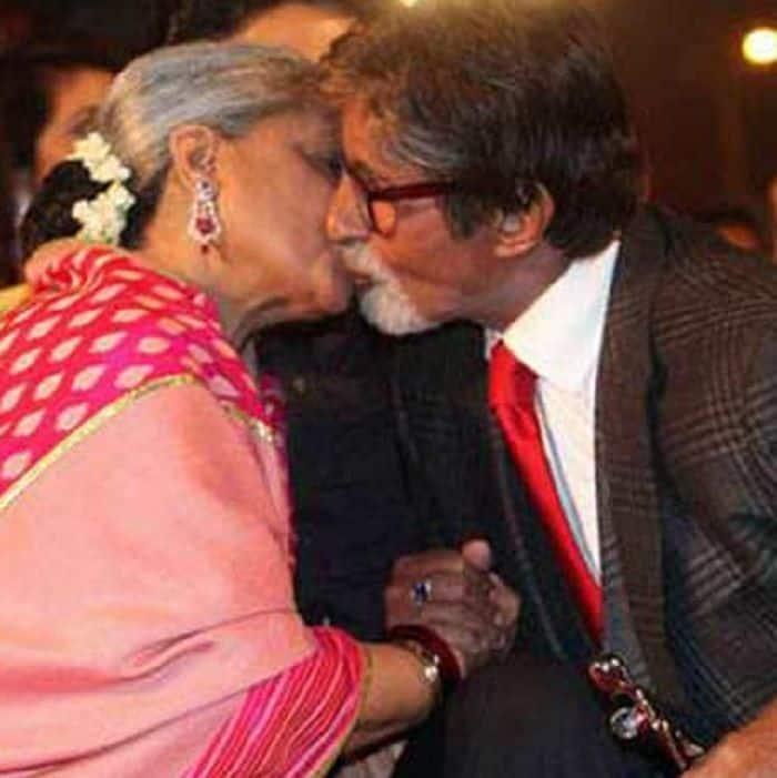 अमिताभ बच्चन-जया बच्चन