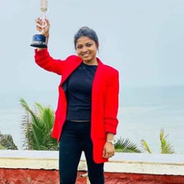 अरुणिता कांजीलाल (Arunita Kanjilal) रहीं फर्स्ट रनर अप