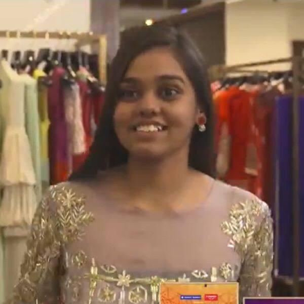 काफी एक्साइटेड दिखीं शनमुख प्रिया (Shanmukha Priya)