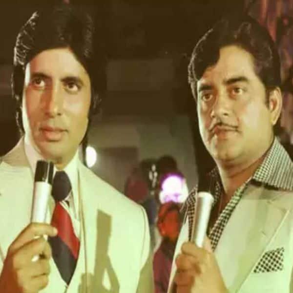 शत्रुघ्न सिन्हा और अमिताभ बच्चन (Shatrughan Sinha-Amitabh Bachchan)