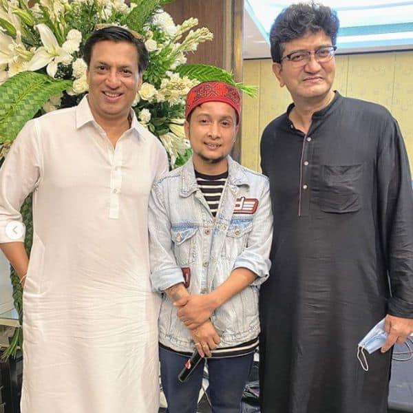 दो खास लोगों से मिले पवनदीप राजन (Pawandeep Rajan)