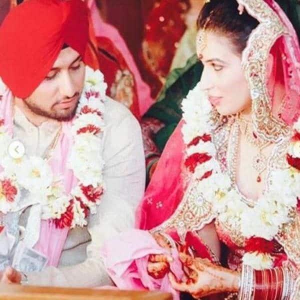 साल 2011 में सिख रीति-रिवाज से शादी की