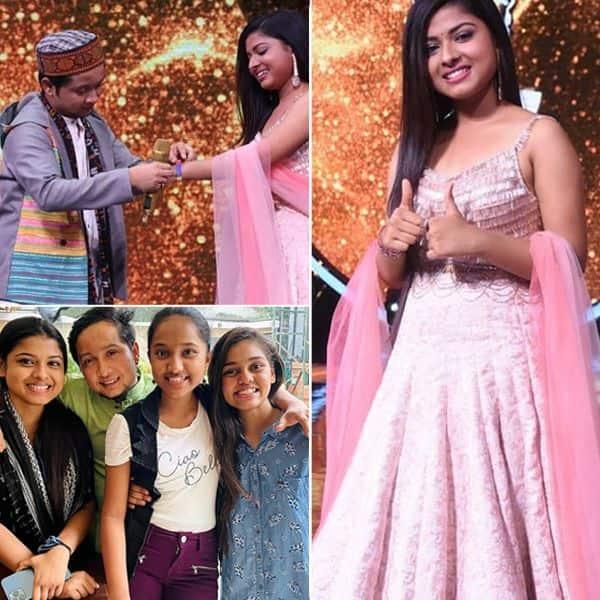 इंडियन आइडल 12 (Indian Idol 12) से सामने आईं अरुणिता कांजीलाल (Arunita Kanjilal) की प्यारी तस्वीरें