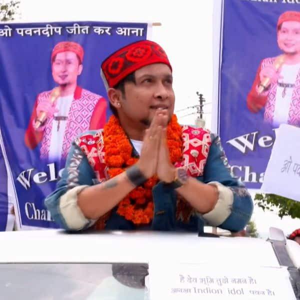दिखाई गई पवनदीप राजन (Pawandeep Rajan) की घर यात्रा
