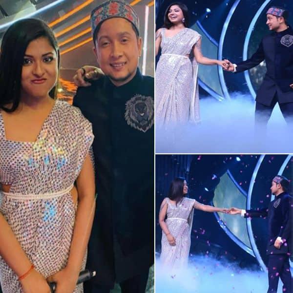 इंडियन आइडल 12 (Indian Idol 12) के सेट से सामने आईं अरुदीप की पिक्स