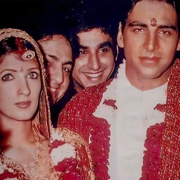 अक्षय कुमार और ट्विंकल खन्ना (Akshay Kumar-Twinkle Khanna)