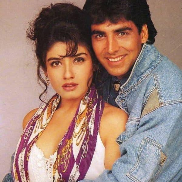 अक्षय कुमार और रवीना टंडन (Akshay Kumar and Raveena Tandon)