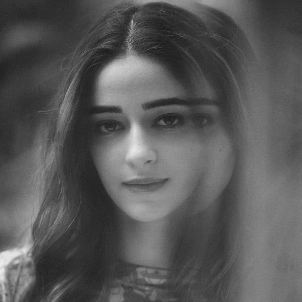 Stunning Ananya!