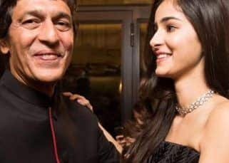 Chunky Panday reveals the BEST CAREER ADVICE he's given Ananya Panday; says, 'I was scared if she'd be accepted or not' [EXCLUSIVE VIDEO]