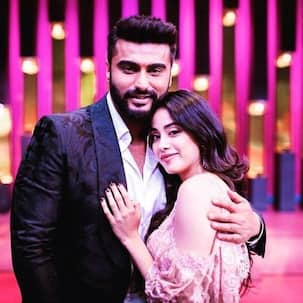 Arjun Kapoor REVEALS what kind of equation he shared with Janhvi Kapoor before and after Sridevi's death