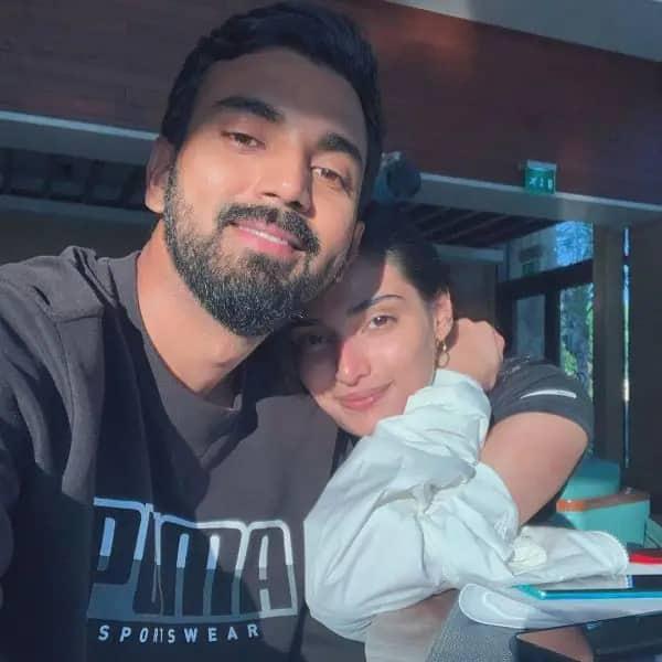 Athiya Shetty-KL Rahul