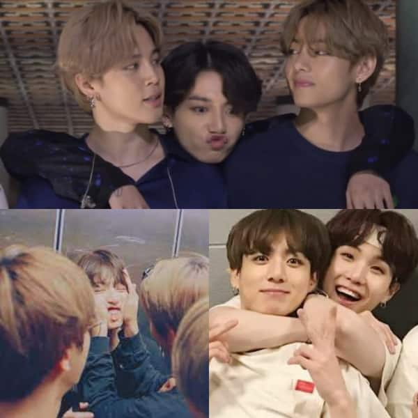 Being a baby of BTS