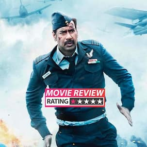 Bhuj - the Pride of India movie review: The Ajay Devgn-Sanjay Dutt war drama is marred by caricaturish action scenes,patchy editing