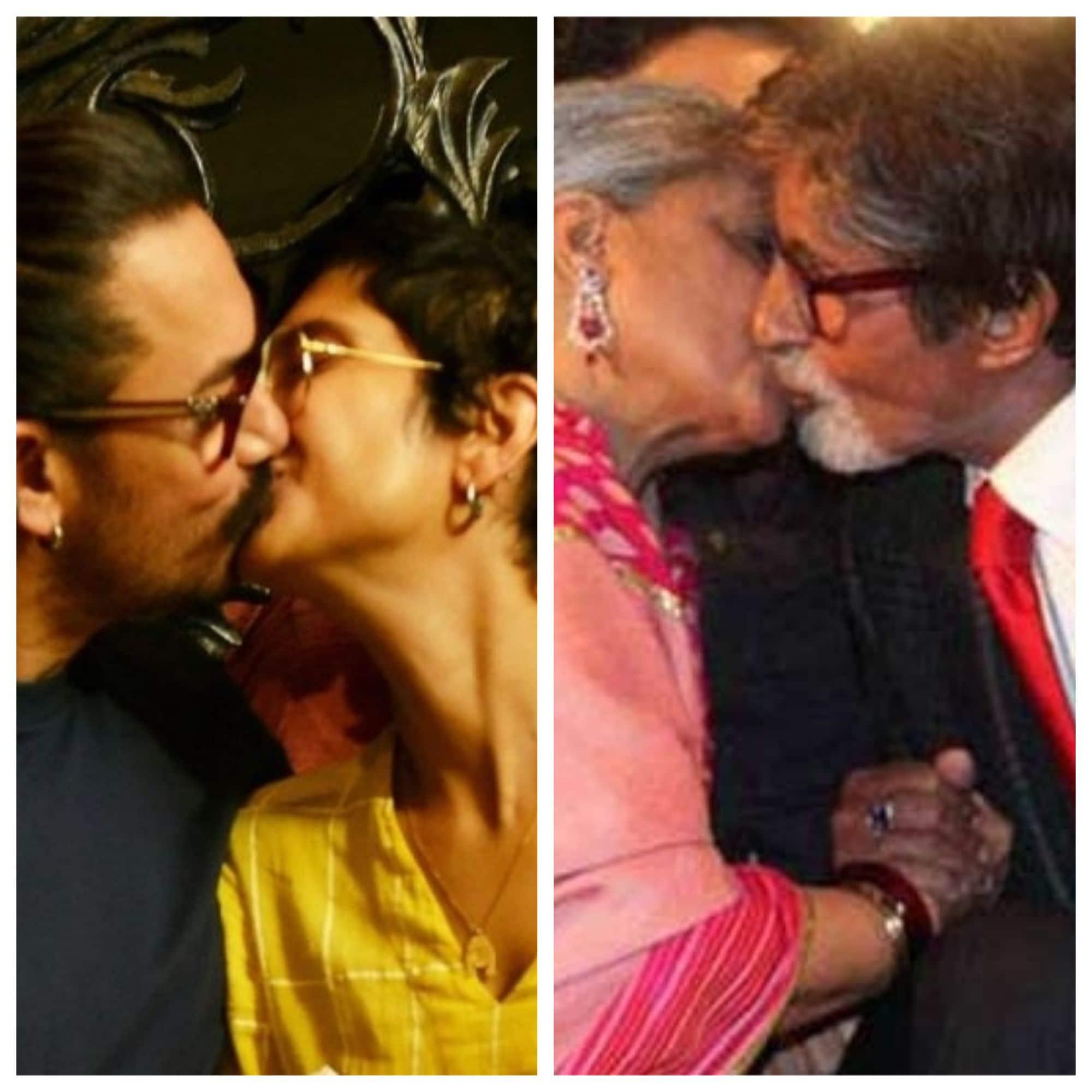 Bollywood के इन 11 स्टार्स ने पब्लिकली किया KISS