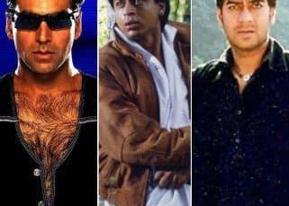 बॉलीवुड के इन सुपरस्टार्स ने विलेन बनकर भी बटोरी खूब वाहवाही, Shah Rukh Khan को देखकर कांप गए थे दर्शक