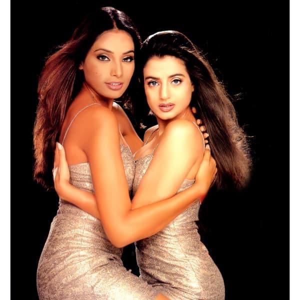 Bipasha Basu and Ameesha Patel