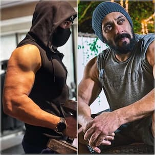 Has Emraan Hashmi grown BIGGER BICEPS than Salman Khan for Tiger 3? View pics