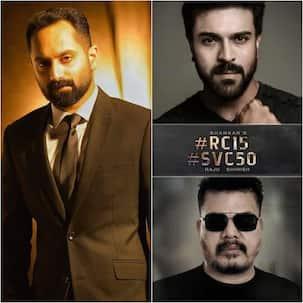After playing villain in Allu Arjun's Pushpa and Kamal Haasan's Vikram, Fahadh Faasil lands a BRUTAL role in Ram Charan-Shankar's next
