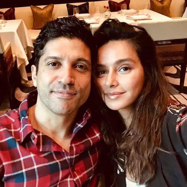 Shibani Dandekar and Farhan Akhtar's love story