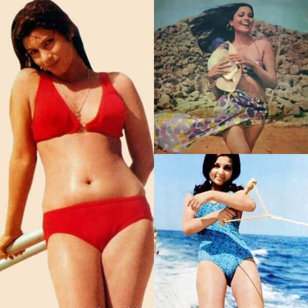 The ORIGINAL bikini babes that ruled the Bollywood industry