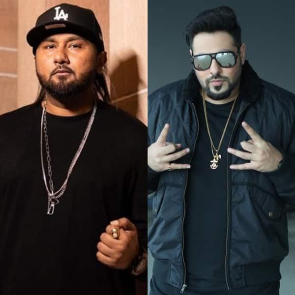 Yo Yo Honey Singh and Badshah feud