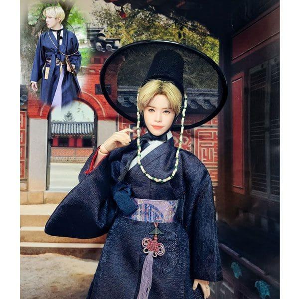 BTS' J-Hope in a hanbok