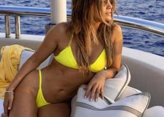 Jennifer Lopez, at 52, makes heads turn in a skimpy yellow bikini – view pics