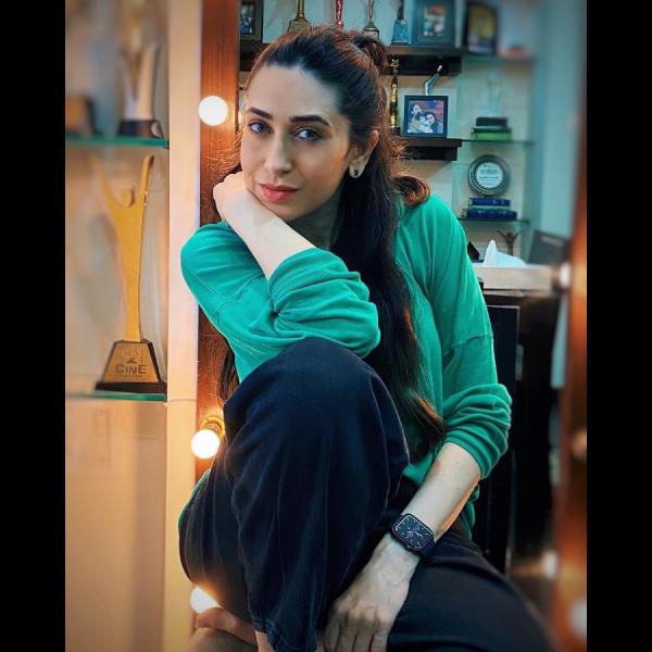 Inside Karisma Kapoor's home