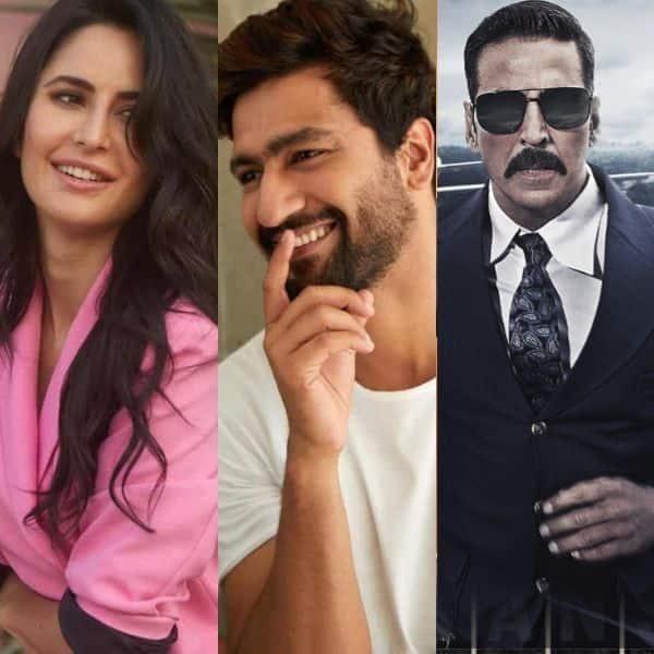 Trending Entertainment News Today – Akshay Kumar calls Bell Bottom's release a gamble; Katrina Kaif reveals she's dating Vicky Kaushal?