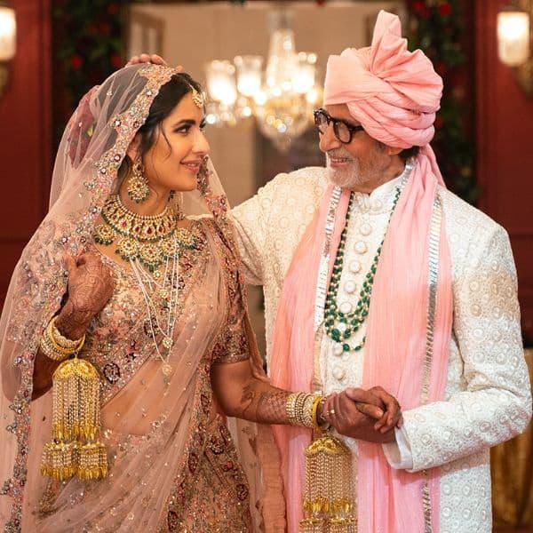 Exclusive: Katrina Kaif ने साइन की R. Balki की अगली फिल्म!! Big B करेंगे कैमियो