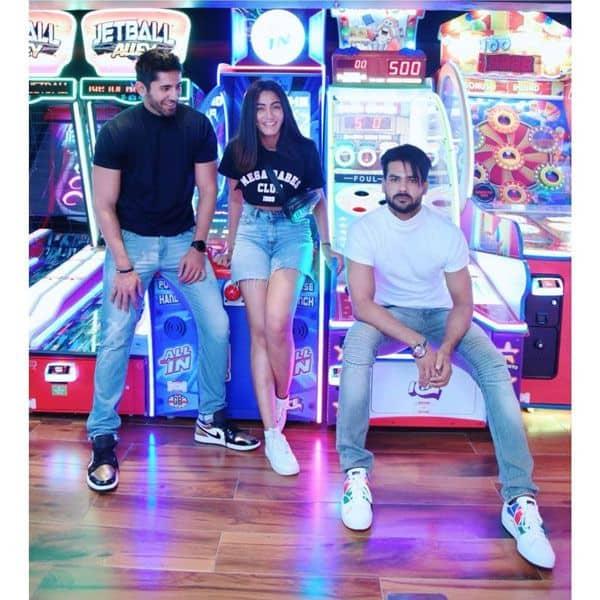 Are Vishal Aditya Singh and Sana Makbul a couple?