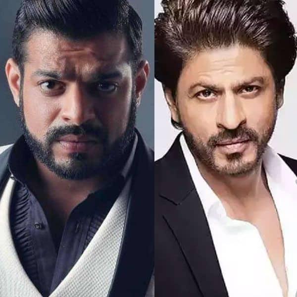 Karan Patel and Shah Rukh Khan