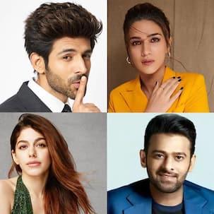 Kartik Aaryan-Alaya F, Prabhas-Kriti Sanon and more: First-time jodis we cannot wait to see sizzle on screen