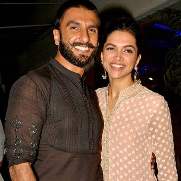 Ranveer Singh-Deepika Padukone