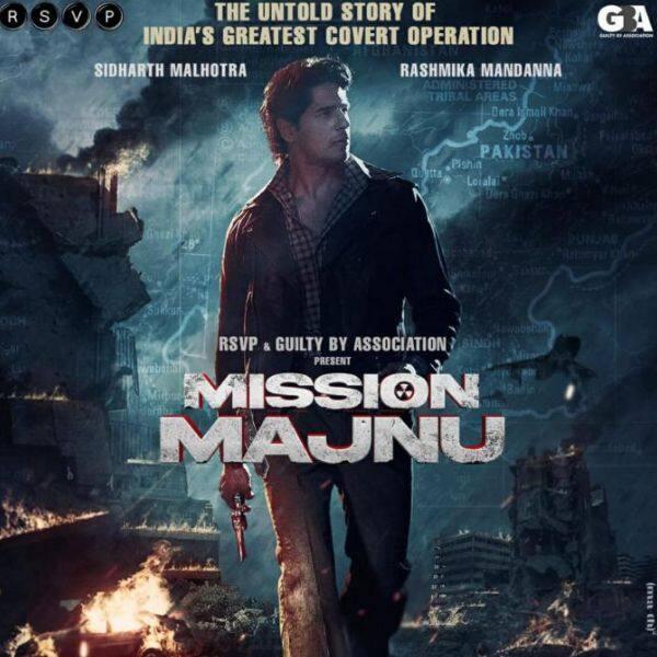 Exclusive: Sidharth Malhotra ने Rashmika Mandanna स्टारर फिल्म Mission Majnu की रिलीज को लेकर दिया बड़ा इशारा !!