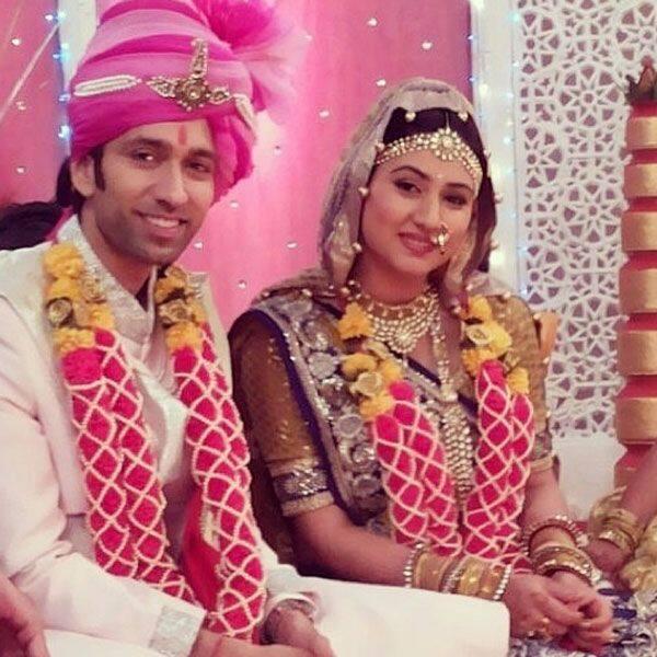 Aditya and Pankhuri's wedding