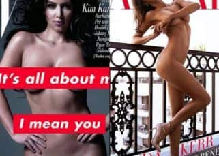 From Kim Kardashian to Miranda Kerr – 10 Hollywood celebs who scorched magazine covers with their totally nude photoshoots