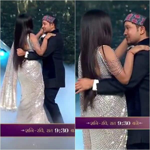 इंडियन आइडल 12: मंच पर उनके साथ डांस करते हुए अरुणिता कांजीलाल की कमर पर हाथ नहीं लगाने के लिए फैन्स ने पवनदीप राजन की सराहना की
