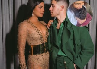 Priyanka Chopra cuddles Nick Jonas as they reunite after months and it's all things ADORABLE – view pic