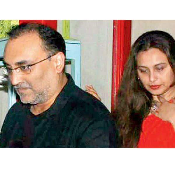 रानी मुखर्जी और आदित्य चोपड़ा ( Rani Mukerji-Aditya Chopra)
