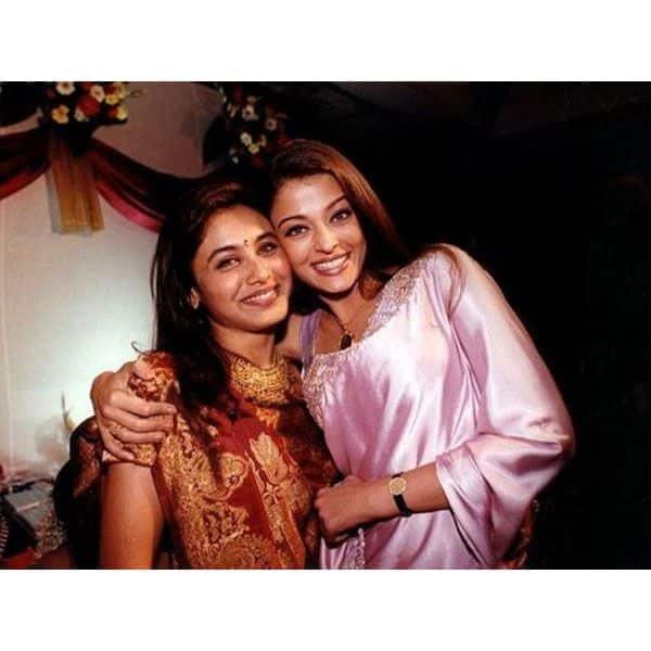 Rani Mukerji-Aishwarya Rai