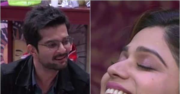 Bigg Boss OTT: Raqesh gives Shamita a foot massage and paints a tattoo on her neck