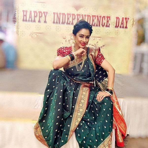 अनुपमा ने (Rupali Ganguly) दिखाया टशन