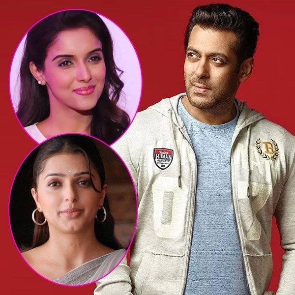 Salman Khan के साथ सुपरहिट फिल्में देकर बॉलीवुड से गायब हुईं ये एक्ट्रेसेस
